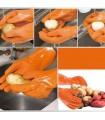 Ръкавици за белене на картофи