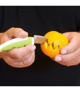 Аксесоар за белене и рязане на зеленчуци Triple Slicer