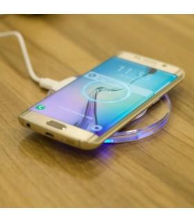 Безжично зарядно за смартфони