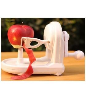Уред за белене на ябълки + резачка