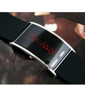 Led Часовник Armani - черен