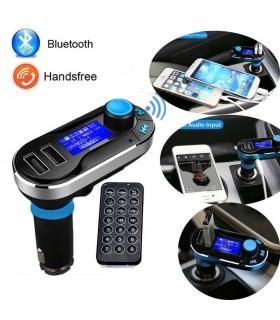 Bluetooth MP3 трансмитер за кола с USB