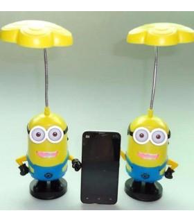 Bluetooth Плеър Миньон с лампа