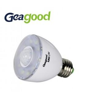 LED Крушка E27 с датчик за движение