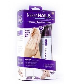 Електрическа пила за оформяне и полиране на нокти