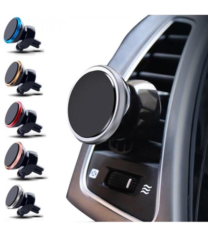 Магнитна стойка за вентилационната решетка на кола