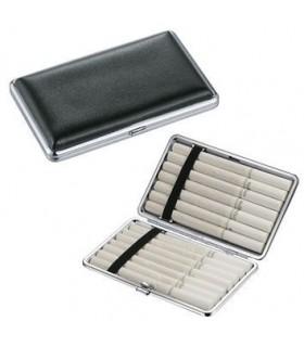 Кожена табакера 100мм цигари