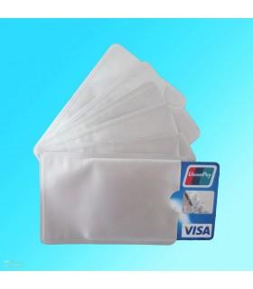 RFID калъф за блокиране сканирането на кредитни карти