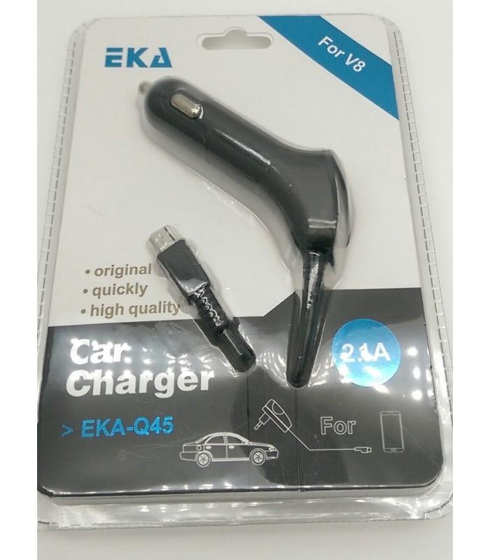 Зарядно за запалка за кола Micro USB за смартфони, таблети