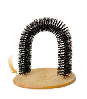 Четка във формата на арка за домашни любимци