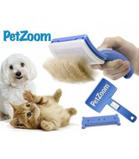 Самопочистваща се четка за домашни любимци Pet Zoom