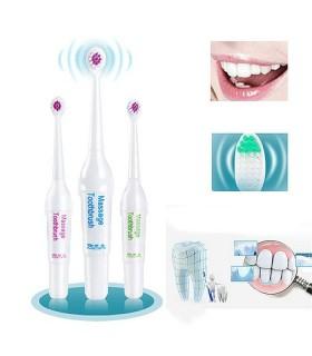 Електрическа четка за зъби с 3 глави
