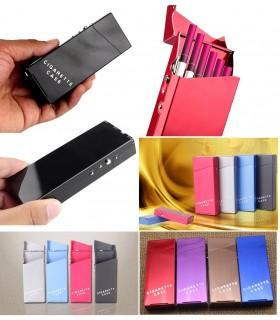 Табакера за цигари със запалка
