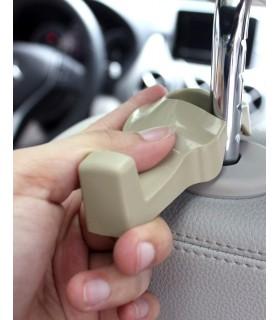 Закачалки за автомобилна седалка