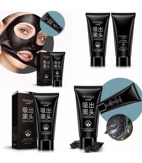 Маска за лице срещу черни точки – черна маска