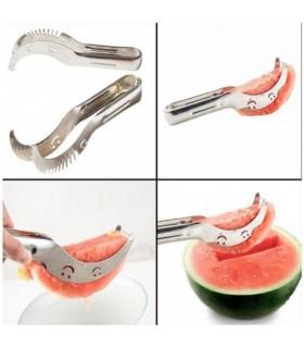 Нож за рязане и поднасяне на диня и тиквички