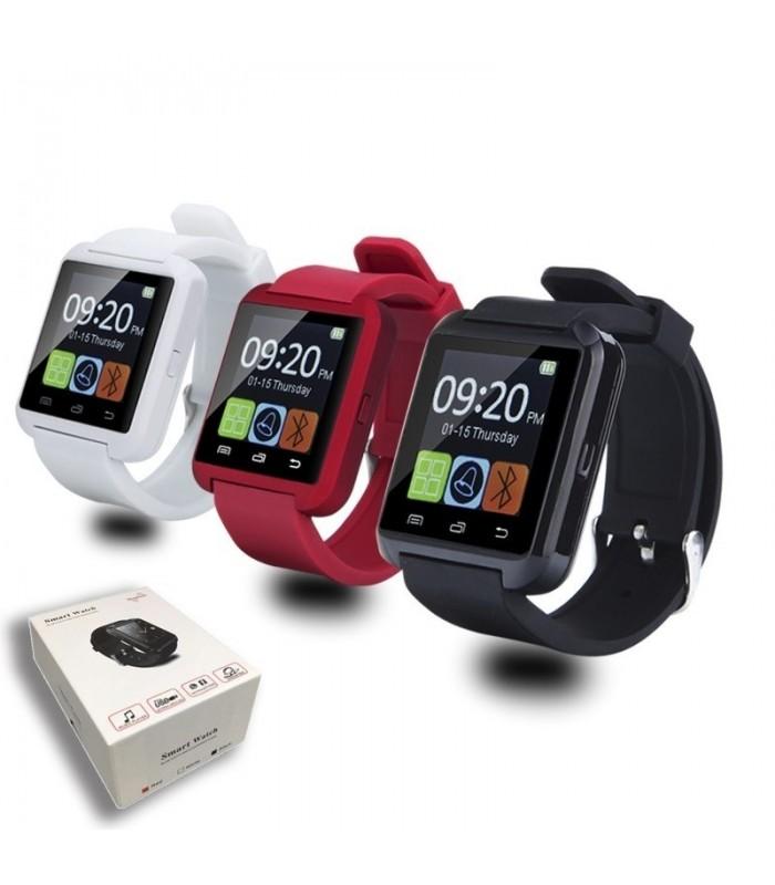 Смарт часовник за Android и iOS - модел U8