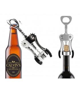 Тирбушон и отварачка за отваряне на бутилки