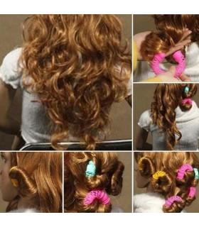 Ролки спирали за къдрене на коса