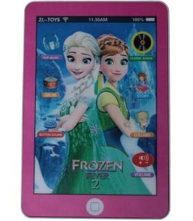 """Детски 3D таблет """"Фроузен"""" на английски - код 90297"""