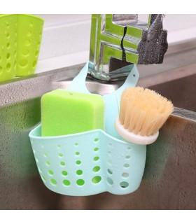 Силиконова чантичка за мивка с 2 отделения