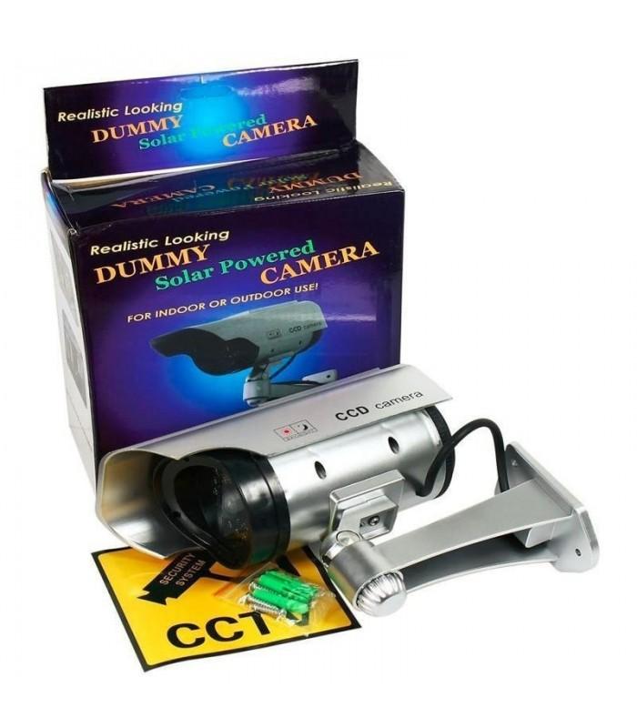 Фалшива камера със соларен панел