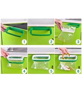 Кухненска поставка за торба за отпадъци