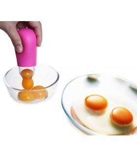 Сепаратор за отделяне на белтък и жълтък