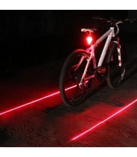 Стоп за велосипед с лазер