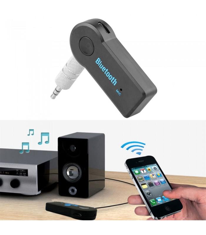 FM Bluetooth трансмитер с 3.5мм. аудио жак и Handsfree