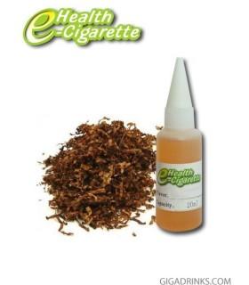 Никотинова течност E-Health – Tabacco 20 ml.