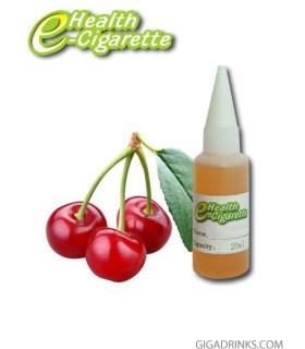 Никотинова течност E-Health – Череша 20 ml.