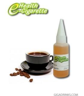 Никотинова течност E-Health – Кафе 20 ml.