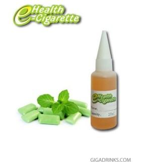 Никотинова течност E-Health – Мента 20 ml.
