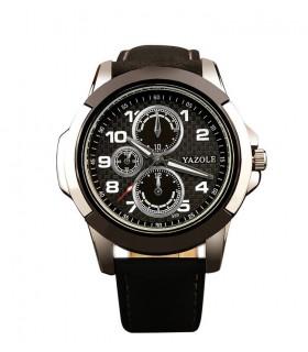 Елегантен мъжки кварцов часовник - модел 350