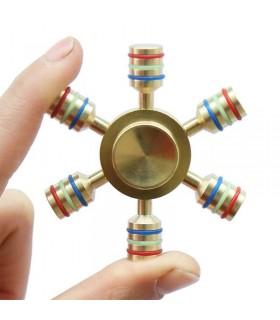 Hand Spinner със 6 лъча - модел 1661