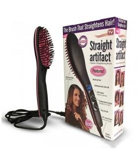 Електрическа керамична четка за изправяне на косата Straight Artifact