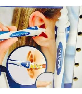 Уред за Почистване на Уши Smart Swab с 16 Накрайника