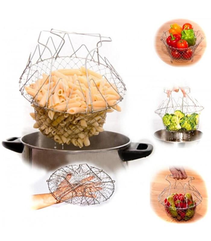 Многофункционален кухненски уред Chef Basket