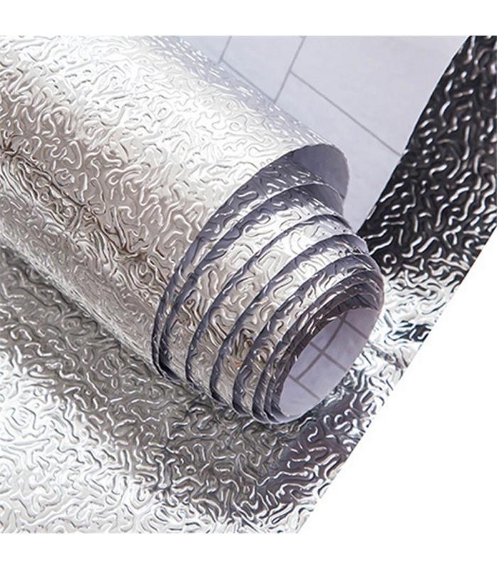 Самозалепващо алуминиево фолио за плот