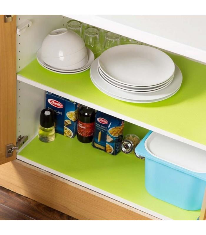 Антибактериални подложки за хладилник или шкаф