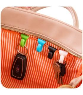 Кукичка за ключове за дамска чанта