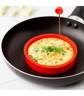 Силиконова форма за пържени на яйца или палачинки