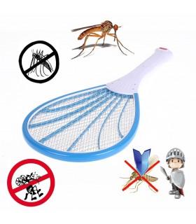 Електрическа мухобойка на ток за летящи насекоми