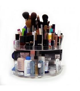 Въртящ се органайзер за козметика Glam Caddy