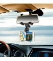 Стойка за телефон за огледало на кола