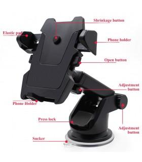 Телескопична поставка за телефон