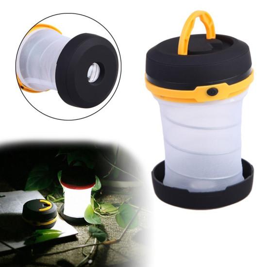 LED къмпинг лампа с компас - 9789