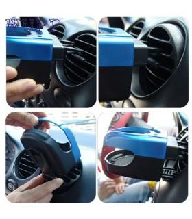 Поставка за чаша или кен за вент. решетка на кола