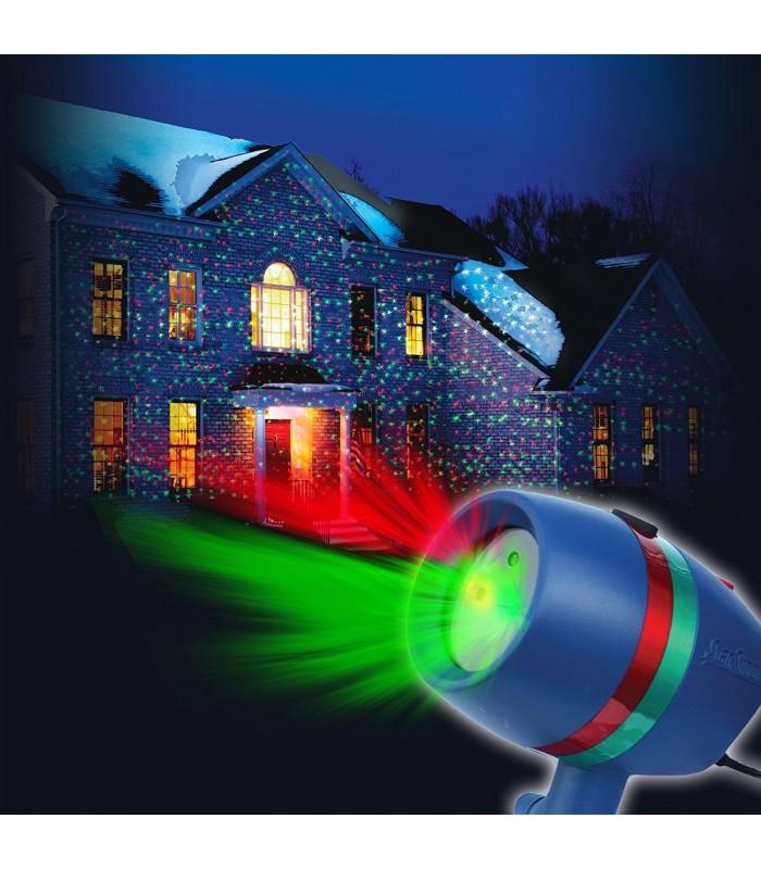 Лазер проектор за светлинно шоу Star Shower